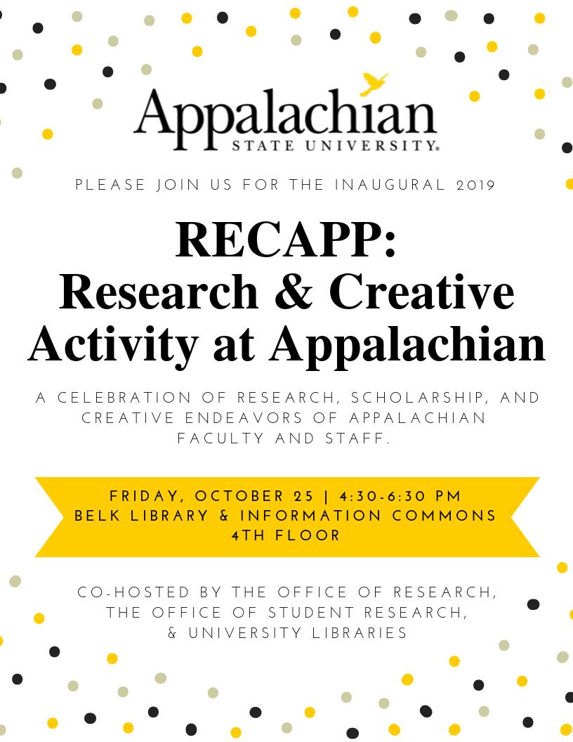 RECAPP Flyer